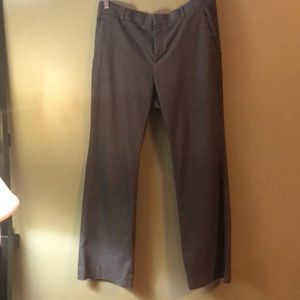 Banana Republic Grey Logan Dress Pants